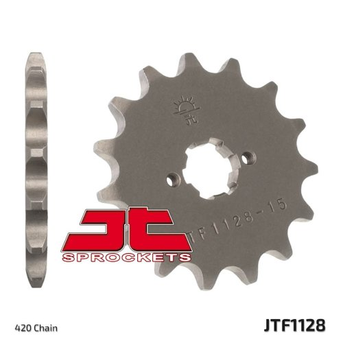 JT 14 tooth front sprocket for Aprilia RS RS4 RX SX 50 Derbi GPR Senda