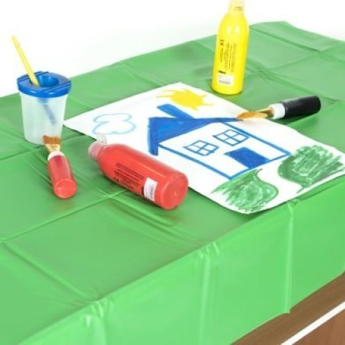 Childrens Waterproof Table & Floor Covers Pack of 3 (EY02675)