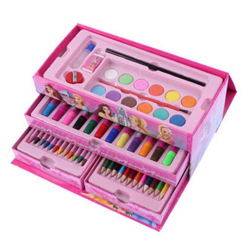 Deluxe Art Set/ Mixed Media Art Set Case/ Best Gift For Kids