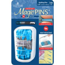 Taylor Seville Magic Pins-100/Pkg