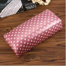 4 Colors Nail Pillow Manicure Tool Comfortable Leather Hand Pendant Home Salon