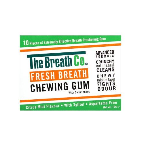 The Breath Co Fresh Breath Chewing Gum