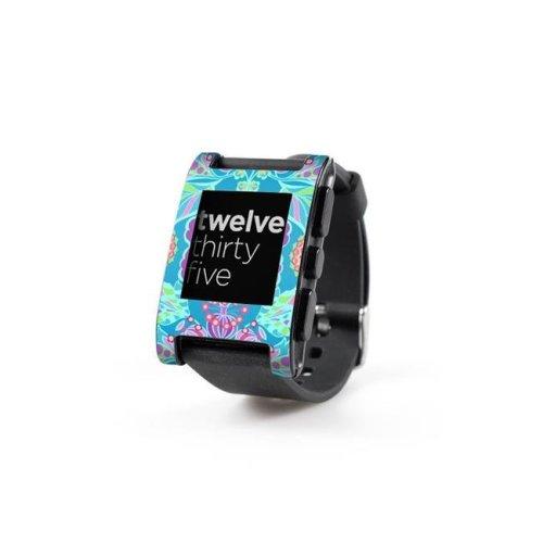 DecalGirl PWCH-IPANEMA Pebble Watch Skin - Ipanema