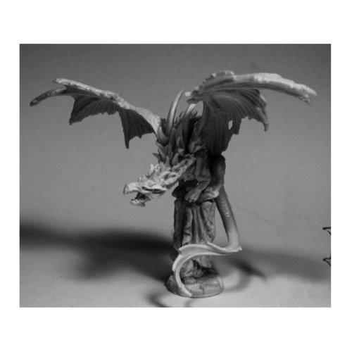 Reaper Miniatures Bones 77503 Temple Dragon