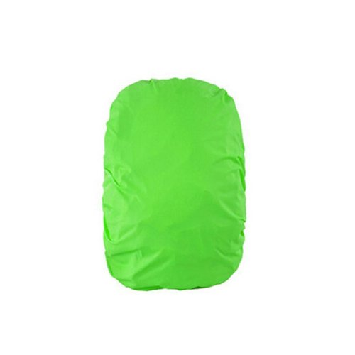 [LIME] Camping/Hiking Water-proof Backpack Rain/Snow Cover, Size L,70-85L