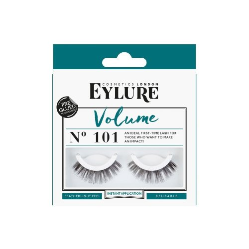Eylure Volume Pre-Glued False Lashes Number 101