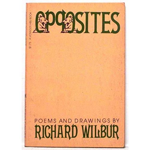 Opposites (Voyager/Hbj Book)