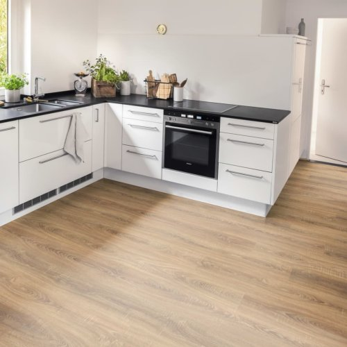 Egger Laminate Flooring Planks 45.77m² 8mm Toscolano Oak Nature Board Carpet
