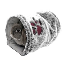 Rosewood Reversible Snuggle Tunnel