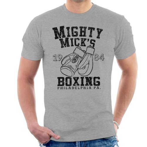 Rocky Inspired Mighty Micks Boxing Men's T-Shirt