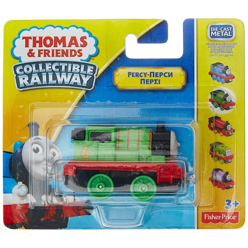 Thomas and Friends Collectible Railway Die-cast Percy Engine
