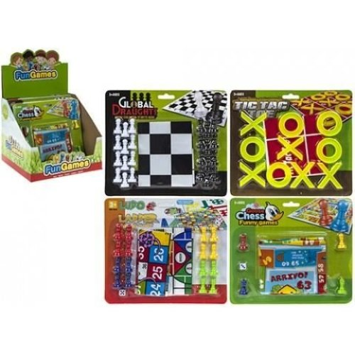 TRADITIONAL LUDO BOARD GAME FAMILY FUN KIDS SET CLASSIC TRAVEL PARTY TOY BOX NEW
