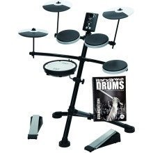 Roland TD-1KV Electronic Drum Kit + Free Backbone Drums Tutorial CD & Book  Worth £15.99