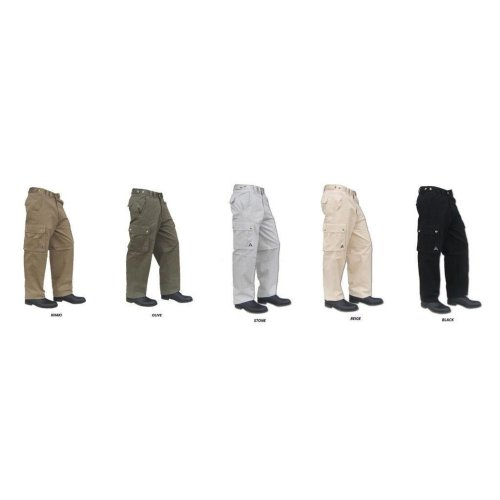 "Army Military Cargo 6 Pkt Combat ""Bj"" Trousers"