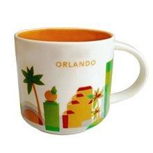 Starbucks You Are Here Mug Collection - Orlando