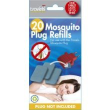 Mosquito Killing Plug Refills - Travels -  travels mosquito plug refills