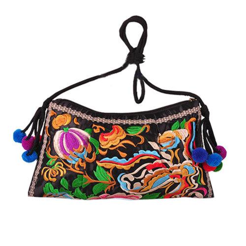 Unique Style Needlecrafts Handmade Embroidery, Shoulder bag & Hand bag (I)