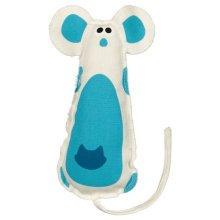 Mouse, Canvas, 15cm - Trixie Cat Toy Mouse Canvas New Play Catnip Pet Kitten -  trixie cat toy mouse canvas new play catnip pet kitten