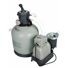 Intex 28652 Universal Sand Filter Pump for Above Ground Pools 12000 l/h