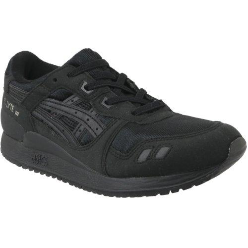 Asics Gel Lyte III Ps C5A5N-9099 Kids Black sneakers