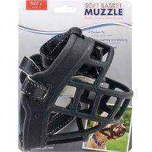 Coastal Soft Basket Muzzle-Mastiff, Great Dane, St. Bernard