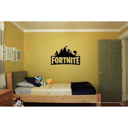 Fortnite Logo Wall Decal