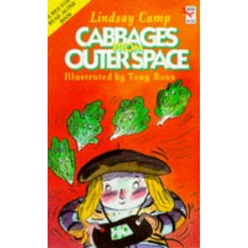Cabbages From Outer Space (Red Fox Read Alone Books)