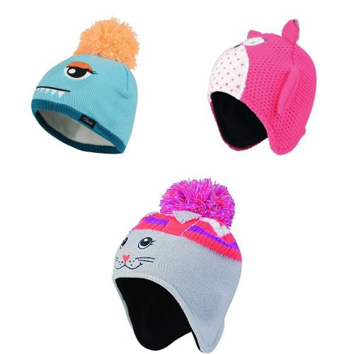 Dare 2B Girls Watch Out II Beanie Hat