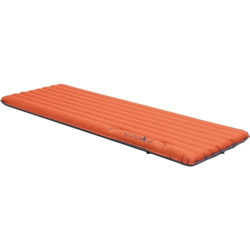 Exped SynMat 7 Camping Mat and Pump Terracotta (Large W)