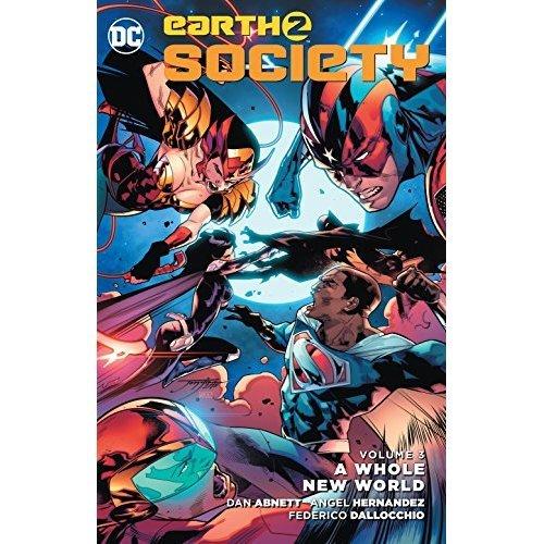 Earth 2 Society TP Vol 3: 1