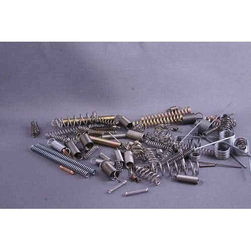 ASSORTED SMALL SPRINGS (PACK OF 80) FOR MODEL & HOBBY USE, COMPRESSION, EXPANSION & TORSION SPRINGS