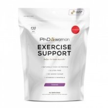 PhD - Woman - Exercise Support  - Strawberry Delight - 480g