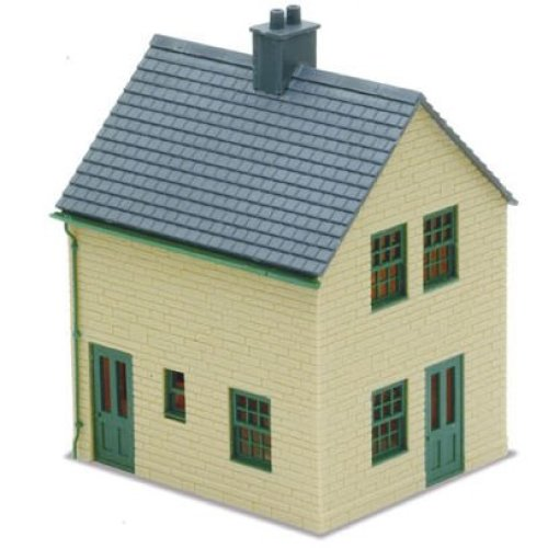 Station House Stone x2 - OO/HO building kit - Peco LK-15 - free post
