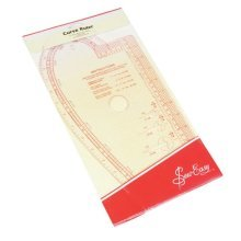 Sew Easy Curved Ruler Ideal for Knitters and Dressmakers