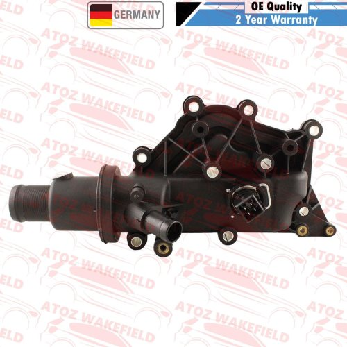 FOR RENAULT CLIO MEGANE SCENIC GRAND SCENIC 1.6 16v THERMOSTAT HOUSING & SEAL
