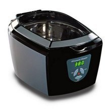 Jpl Ultrasonic 7000 Jewellery, Spectacle, Cd/DVD, Coins, Personal Care Cleaner Black