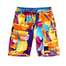 Men's Quick Dry Boardshorts Beach Shorts Swimming Trunks