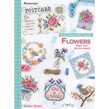 Cross Stitch Mini Motifs: Flowers: More Than 50 New Mini Motifs