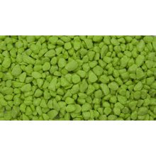Fluoro Gravel Green 2.5kg (Pack of 10)