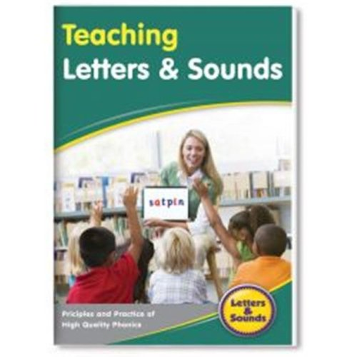 Junior Learning JRL260 Teaching Letters & Sounds Manual