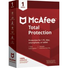 McAfee Total Protection Antivirus | 1 Device