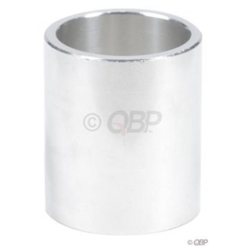 Wheels Manufacturing 40mm 1-1/8 headset spacer Silver each