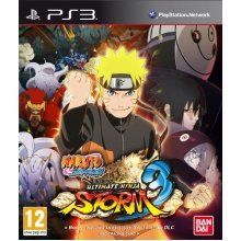 Naruto Shippuden Ultimate Ninja Storm 3 (PS3)