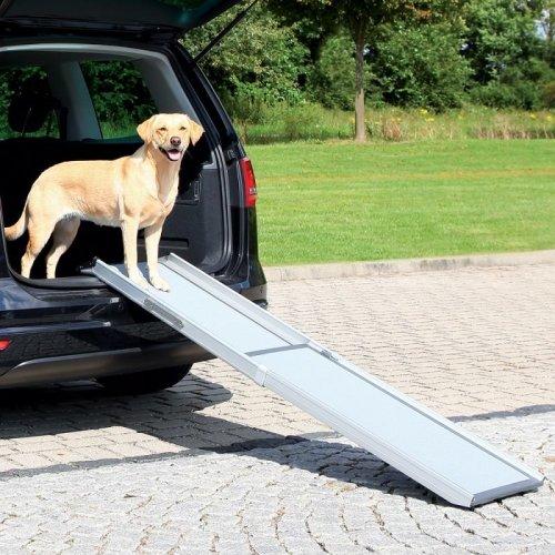 Telescopic Dog Ramp Ideal For Car Home Garden
