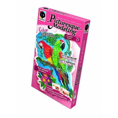 Elf477057 - Fantazer - Plasticine Pictures - Fairytale Tropics