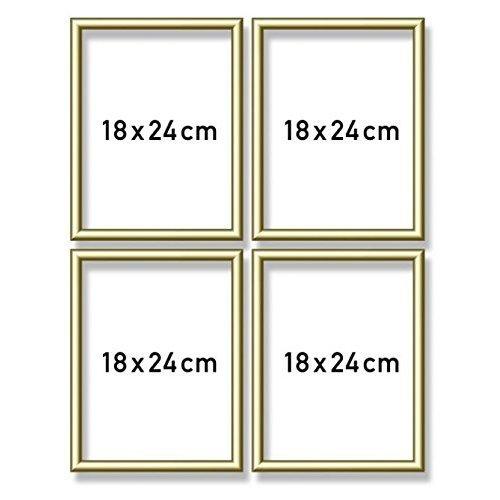 Schipper 605170704 18 x 24 cm Quattro Aluminium Frame