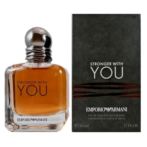 "Face Armani Emporio €""â Ml You With Waterâ 50â Stronger Homme wX0Pkn8O"