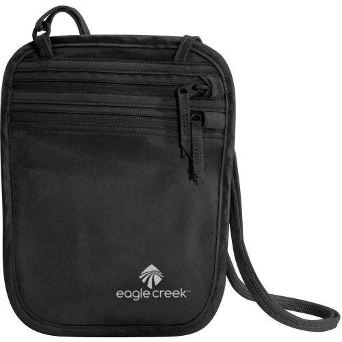 Eagle Creek Silk Undercover Neck Wallet (Black)