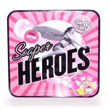 SOAP & GLORY SOAPER HEROES SPECIAL EDITION GIFT TIN