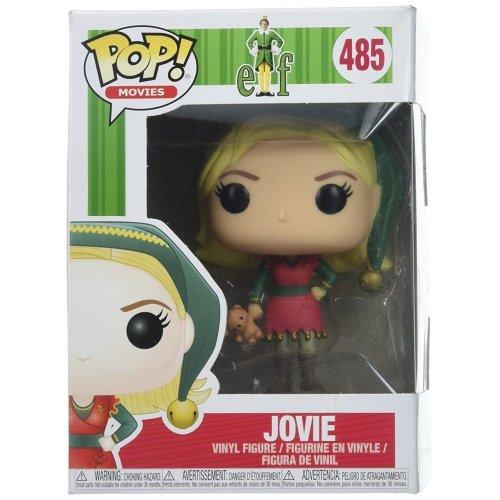 Funko POP! Movies Vinyl Figure   Elf - Jovie